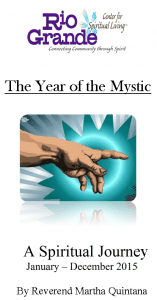 The Year of the Mystic Workbook.
